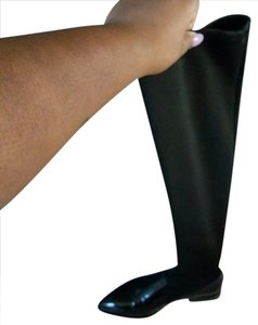 Neiman Marcus Over The Knee Black Boots