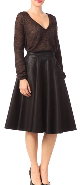 Preload https://img-static.tradesy.com/item/10072174/french-connection-blac-skirt-size-12-l-32-33-0-1-650-650.jpg