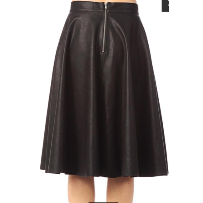 French Connection Skirt Blac