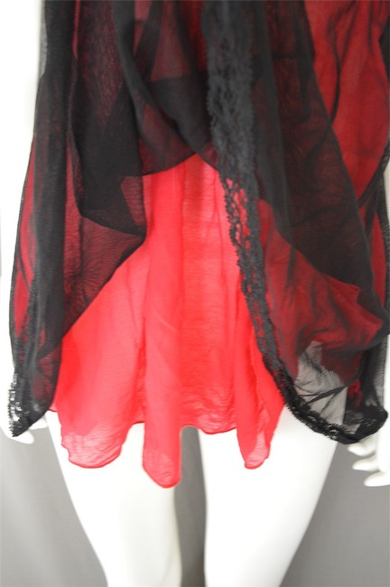 La Perla Top Red/Black Image 3