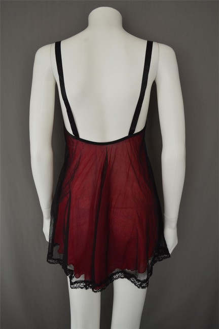 La Perla Top Red/Black Image 4