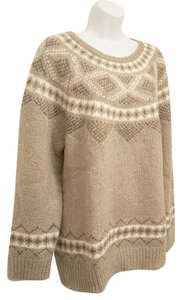 J. Jill Pullover Plush Generous Fit Sweater