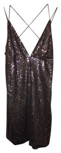 Blush Prom Formal Sequin Strappy Dress