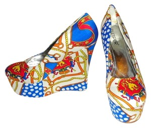 Bumper Pumps Wear Boat Nautical Fashion Multi Platforms