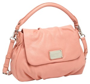 Marc by Marc Jacobs Pink Blush Ukita Crossbody Shoulder Bag
