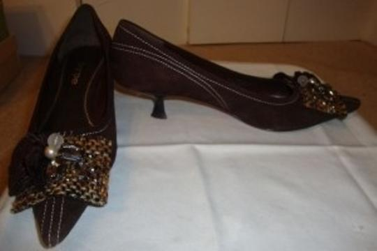 Hype Brown Flats