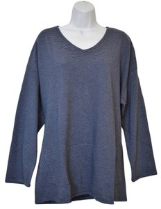 J. Jill Pullover Roomy Generous Fit Sweater