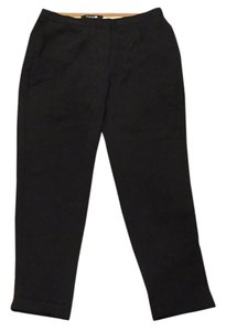 Forever 21 Trouser Pants Blac