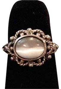 Other Sterling & Moonstone Ring