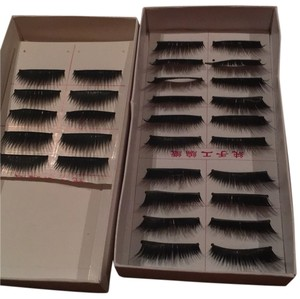 Fashion Lashes 15 PAIRS OF FULL SOFT HANDMADE FALSE EYELASHES