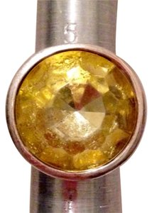 Premier Designs Premier Designs Round Citrine Color Ring