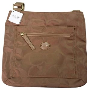 Coach Nylon File Cross Body Bag