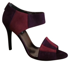 Claudia Ciuti Purple Sandals