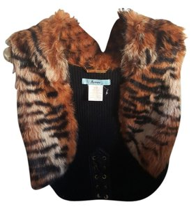 Guess Marciano Bolero Animal Sweater