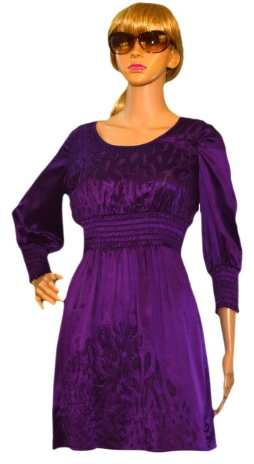 Preload https://item5.tradesy.com/images/purple-above-knee-night-out-dress-size-0-xs-1007684-0-0.jpg?width=400&height=650