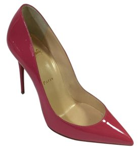 Christian Louboutin Pigalle Follies 100mm Bon Bon BonBon Pumps