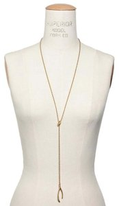Madewell NEW Madewell wishbone lariat necklace item c3651