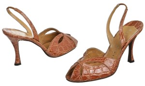 Walter Steiger Brown Sandals