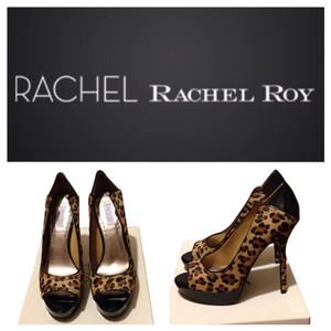 Rachel RACHEL ROY Tan Pumps