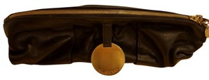 Gustto Black Clutch