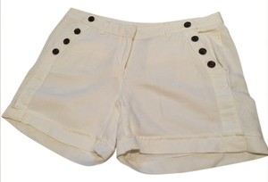 Willi Smith Mini/Short Shorts Ivory