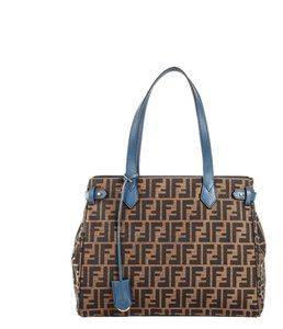 Fendi Classic Tote Shoulder Bag