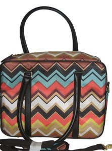 Missoni for Target Tote in Multi ZIG ZAG