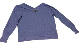 American Eagle Outfitters Silver Sweater
