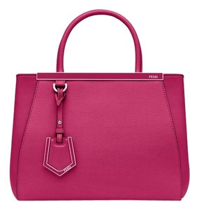 Fendi Tote in Fuschia