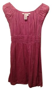 Max Studio short dress Mauve on Tradesy