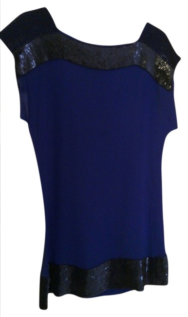 Preload https://item2.tradesy.com/images/french-connection-blue-party-beaded-embellished-above-knee-night-out-dress-size-0-xs-1008196-0-0.jpg?width=400&height=650