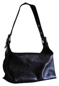 Banana Republic Pebbled Leather Classic Shoulder Bag