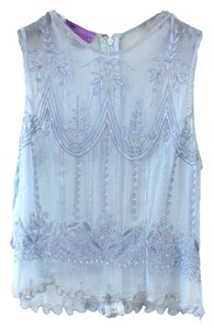Calypso Christina Celle Cinderella Top Bluebell Blue