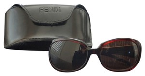 Fendi Fendi FS 444 Women's Plastic Square Sunglasses