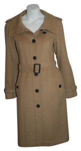 Burberry Brit Wool Wool Trench Coat