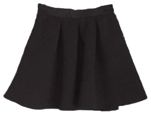 Xhilaration Mini Skirt Blac