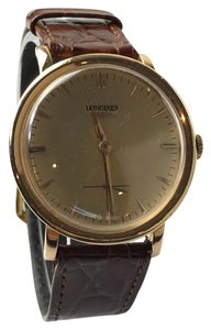 Longines Round Face Watch