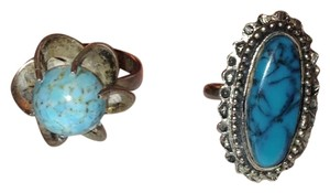Other 2 Turquois rings