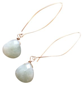 NEST Saks fine jewelry: Natural Stone Dangle Earrings