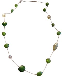 Macy's Macy's glass bead necklace