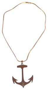 Playboy Anchor necklace