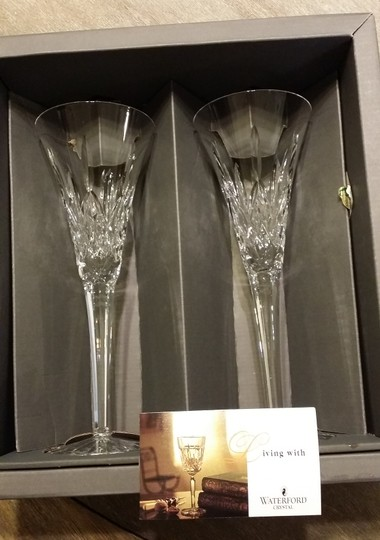 waterford crystal lismore toasting flute wedding miscellaneo
