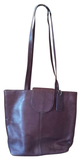 J. Jill Leather Tote in Brown