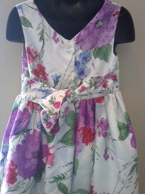 Other short dress floral Girls Special Occasion Size4 on Tradesy