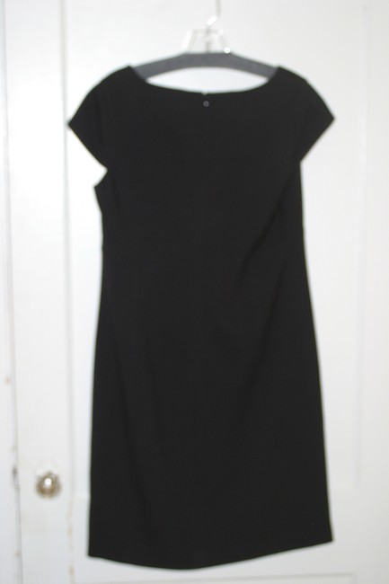 Talbots V-neck Day To Night Cap Sleeve Dress