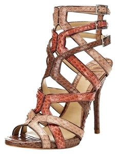 B Brian Atwood Multi Sandals