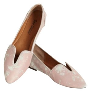 Gee WaWa Light Pink Flats