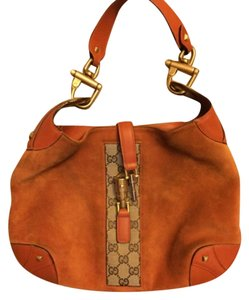Gucci Satchel in Burnt Orange