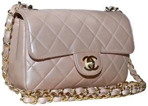 Chanel Luxury Item European Single Flap Classic Cross Body Bag