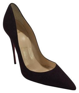 Christian Louboutin Caramoisi So Kate Stiletto Cramoisi Pumps
